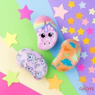 Расческа Tangle Teezer Original Children Mini Rainbow the Unicorn