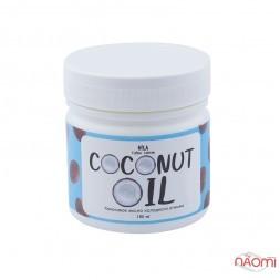 Натуральна кокосова олійка для волосся і тіла Nila нерафінована, 150 мл