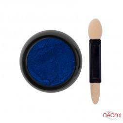Дзеркальна пудра для втирання Couture Colour 06 Azure, колір блакитний, 0,5 г