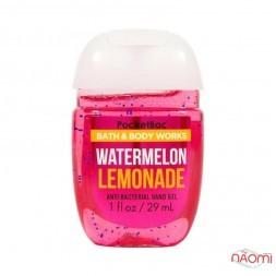 Санітайзер Bath Body Works PocketBac Watermelon Lemonade, кавуновий лимонад, 29 мл