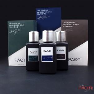 Вода парфюмированная Paoti Nine мужская, 55 мл