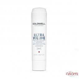Кондиционер Goldwell Ultra Volume, для нормальных и тонких волос, для объема, 200 мл