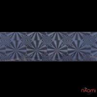 Фольга для ногтей переводная, для литья, перламутровая, снежинки, L= 1 м  ширина  4 см