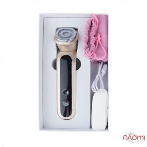 Универсальный прибор для лифтинга Silky Lifting Skin Care 5 в1, цвет золотой