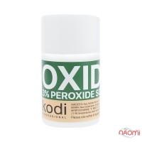 Окислитель жидкий 3% Kodi professional для краски для бровей и ресниц, 100 мл