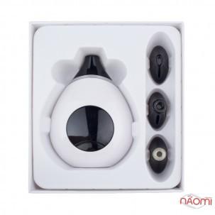 Портативный вакуумный прибор для очистки кожи лица BlackHead Pore Remover, цвет белый