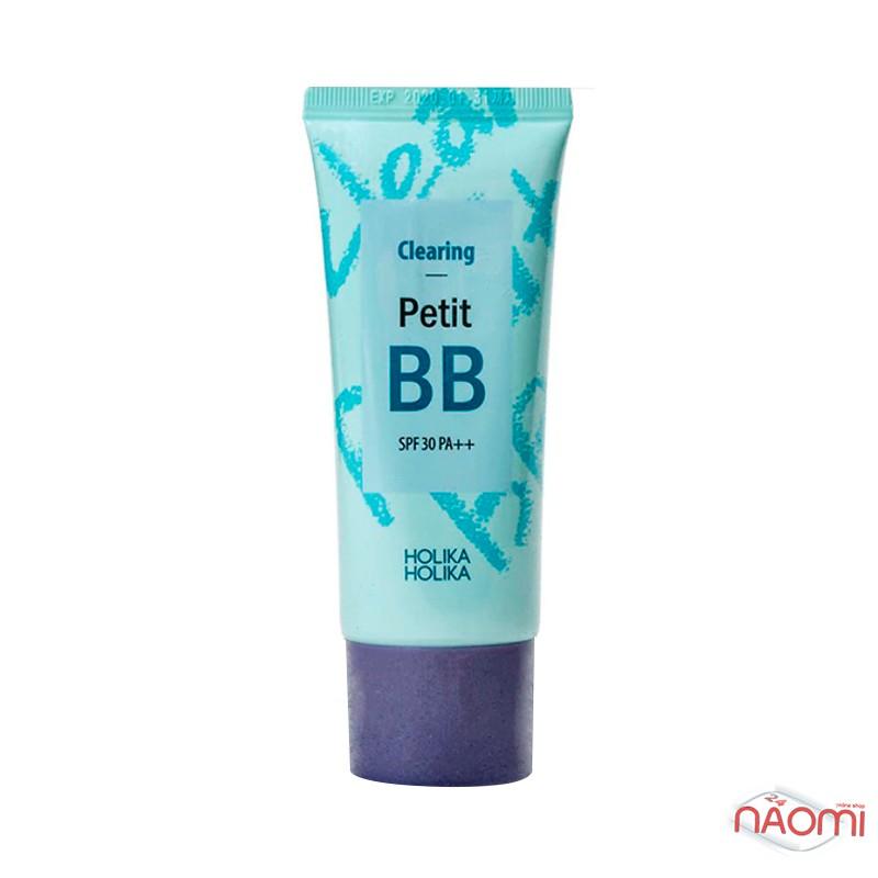 BB крем для лица Holika Holika Clearing Petit BB SPF 30 PA++ очищающий, 30 мл, фото 1, 192.00 грн.