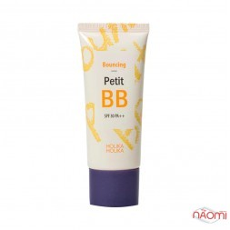 BB крем для лица Holika Holika Bouncing Petit BB SPF 30 PA++ с коллагеном, 30 мл