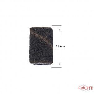 Ковпачок насадка для фрезера D 5 мм, абразивність 80 (100 шт.), чорні, Корея