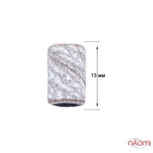 Ковпачок насадка для фрезера D 5 мм, абразивність 120 (100 шт.), білі, Корея