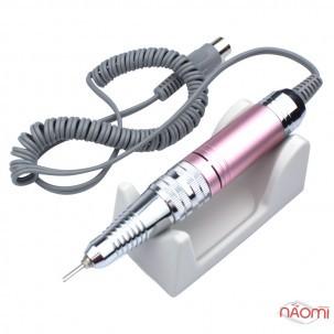 Фрезер Nail Drill Set Pro ZS-711, 35 000 оборотов/мин, розовый