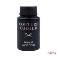 База каучуковая для гель-лака Couture Colour Rubber Base Coat, 30 мл