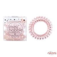 Резинка-браслет для волосся Invisibobble ORIGINAL Youre On My Wishlist, мерц. рожевий, 35х10 мм, 3 шт