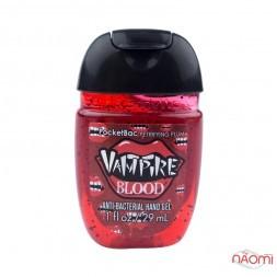 Санитайзер Bath Body Works PocketBac Vampire Blood, кровь вампира, 29 мл