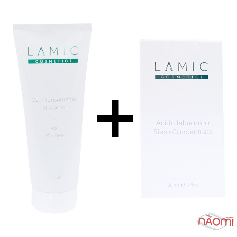 Акция! Купи Сыворотку-концетрат Lamic Cosmetici, 30 мл + Гель Lamic Cosmetici, 250 мл в подарок, фото 2, 1 000.00 грн.