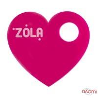 Палитра для смешивания ZOLA Сердце
