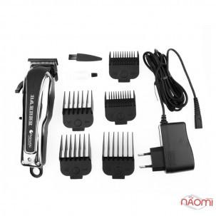 Машинка для стрижки волосся Hairway Professional Barber Hair Clipper з комбінованим живленням