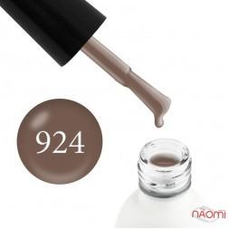 Гель-лак Koto 924 теплый светло-коричневый, 5 мл