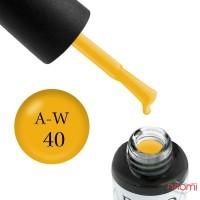 Гель-лак Boho Chic BC A-W 40 желтая тыква, 6 мл