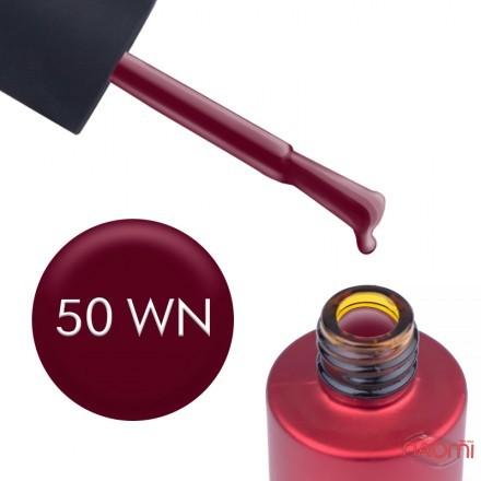 Гель-лак Kodi Professional Wine WN 050 рубиновый, 7 мл, фото 1, 120.00 грн.
