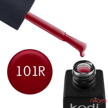 Гель-лак Kodi Professional Red R 110 карминово-красный, 8 мл, фото 1, 135.00 грн.