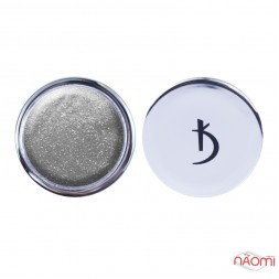 Гель-краска Kodi Professional Galaxy Paint Gel 02 Silver, цвет серебро, 4 мл