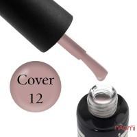 База камуфлирующая для гель-лака Oxxi Professional Cover Base Coat № 12, 10 мл