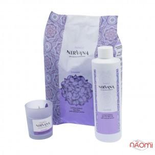 Набір для ароматичної СПА депіляції ItalWax Nirvana Лаванда