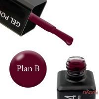 Гель-лак ReformA Plan B 941117 малиново-винный, 10 мл