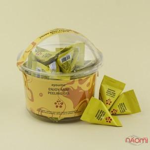 Пилинг-гель для лица Ayoume Enjoy Mini Peeling Gel с фруктовыми кислотами, 3 г