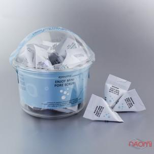 Скраб для очищения и сужения пор Ayoume Enjoy Mini Pore Scrub с фруктовыми кислотами и содой, 3 г