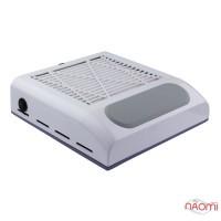 Вытяжка для маникюра Simei BQ 858-8 с HEPA-фильтром, 24х23х8,5, цвет белый