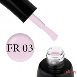 Гель-лак LUXTON ELEGANT French 03 нежный светло-розовый, 10 мл