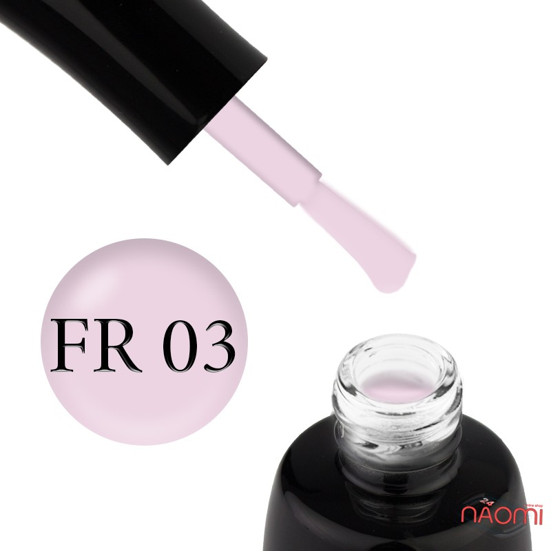 Гель-лак LUXTON ELEGANT French 03 нежный светло-розовый, 10 мл, фото 1, 145.00 грн.