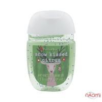 Санитайзер Bath Body Works PocketBac Snow Kissed Citrus, цитрусовые, мята, вербена и кедр, 29 мл