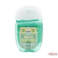 Санитайзер Bath Body Works PocketBac Vanilla Bean Noel, ванильное сахарное печенье, 29 мл