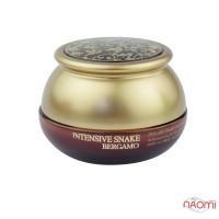 Крем для обличчя Bergamo Intensive Snake Wrinkle Care Cream омолоджуючий зі зміїною отрутою, 50 мл