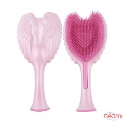 Гребінець Tangle Angel 2.0 Gloss Pink, колір рожевий, 19 см