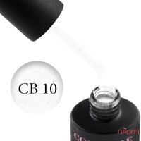 База камуфлююча каучукова для гель-лаку Couture Colour Cover Rubber Base Coat 10, 9 мл