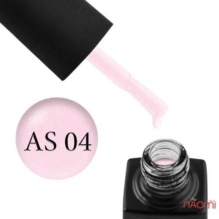 Гель-лак GO Active Always Sparkle 04 светло-розовый с шиммерами, 10 мл, фото 1, 110.00 грн.