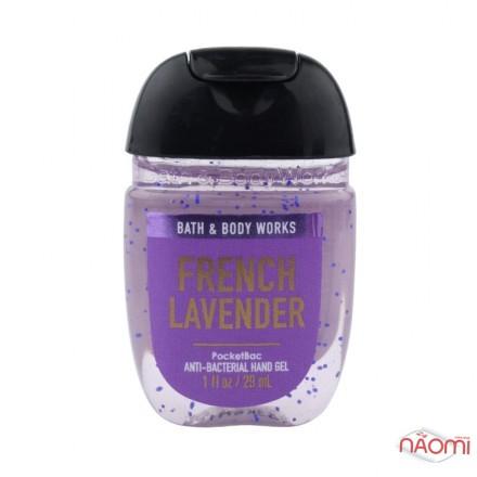 Санитайзер Bath Body Works PocketBac French Lavender, французская лаванда, 29 мл, фото 1, 67.00 грн.
