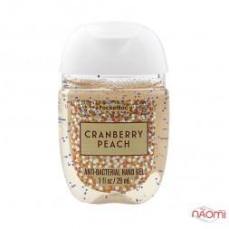 Санітайзер Bath Body Works PocketBac Cranberry Peach, журавлина і солодкий персик, 29 мл