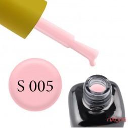 Гель-лак LEO Seasons Spring S005 ніжний рожевий, 9 мл
