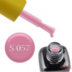 Гель-лак LEO Seasons Spring S057 приглушений рожевий, 9 мл