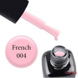 Гель-лак LEO French 004 рожевий бузок, 9 мл