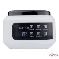 Воскоплав баночный WAX-700, с сенсорным дисплеем, цвет белый