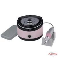 Фрезер Nail Drill Set Pro ZS-606, 35 000 оборотов/мин, цвет розовый