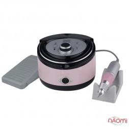 Фрезер Nail Drill Set Pro ZS-606, 35 000 обертів / хв, колір рожевий