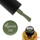 Гель-лак F.O.X Pigment 186, 6 мл, фото 1, 105.00 грн.