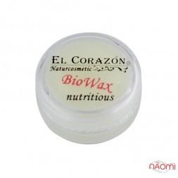 Біо-віск для нігтів El Corazon живильний, 2,5 г